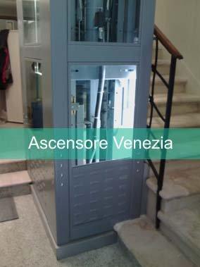 Installazione ascensori venezia - Quanto costa un ascensore interno ...