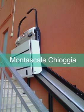 Installazione montascale chioggia for Boccato montascale