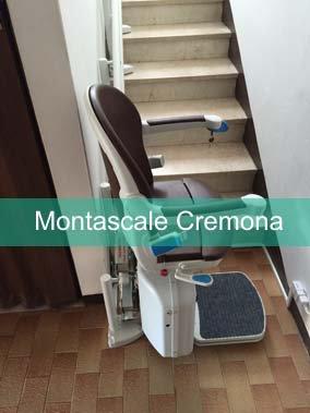 Installazione montascale cremona for Boccato montascale