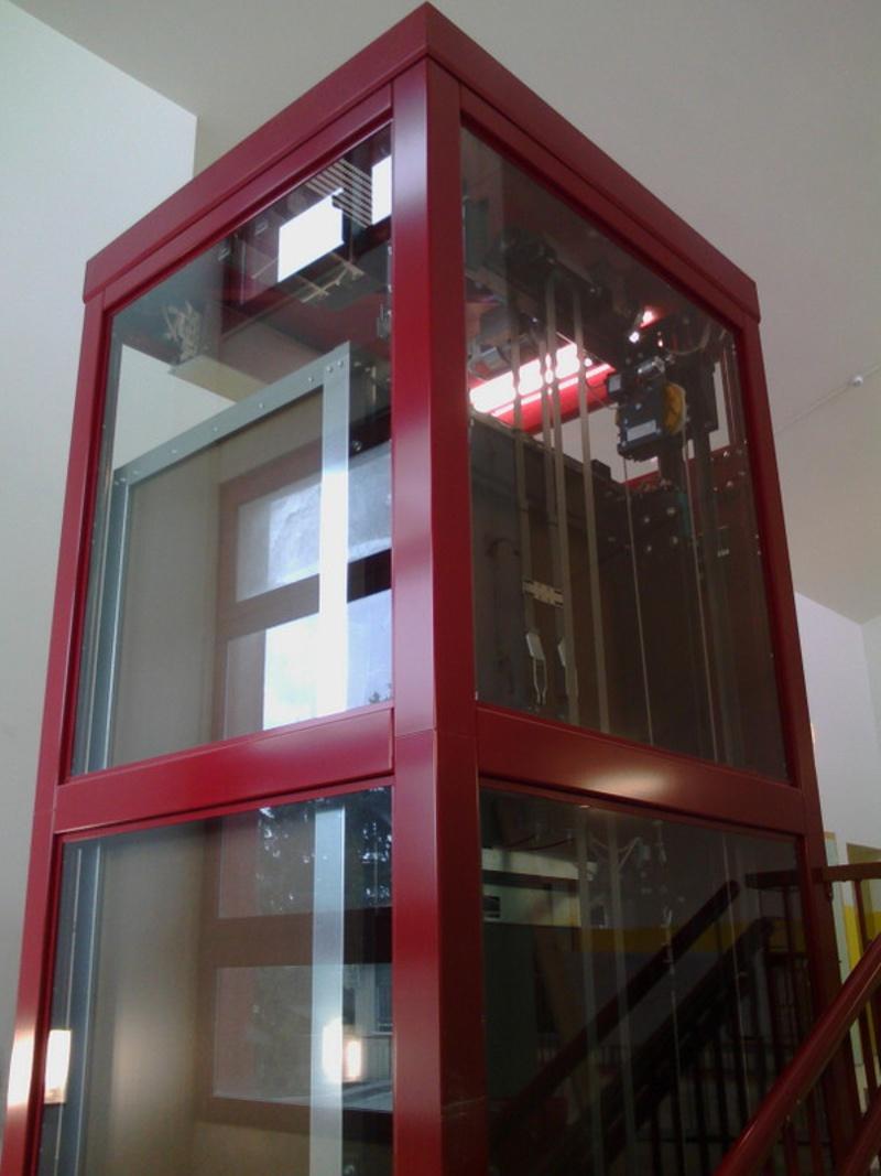 Boccato ascensori srl for Boccato montascale