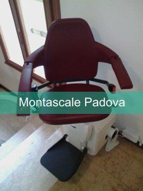 Installazione montascale padova for Boccato montascale