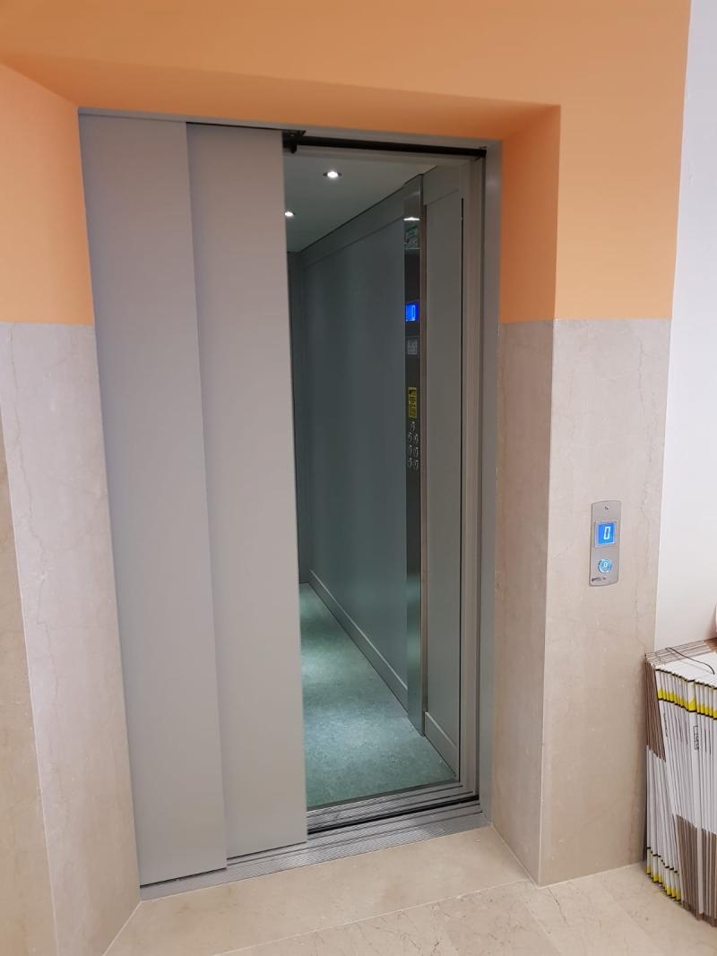 Montacarichi installato ad arsiero boccato ascensori srl for Boccato montascale