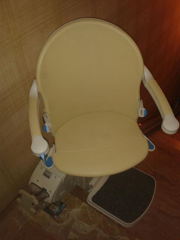 Foto di Montascale Per Disabili E Anziani Installato a Forlì Cesena e Provincia