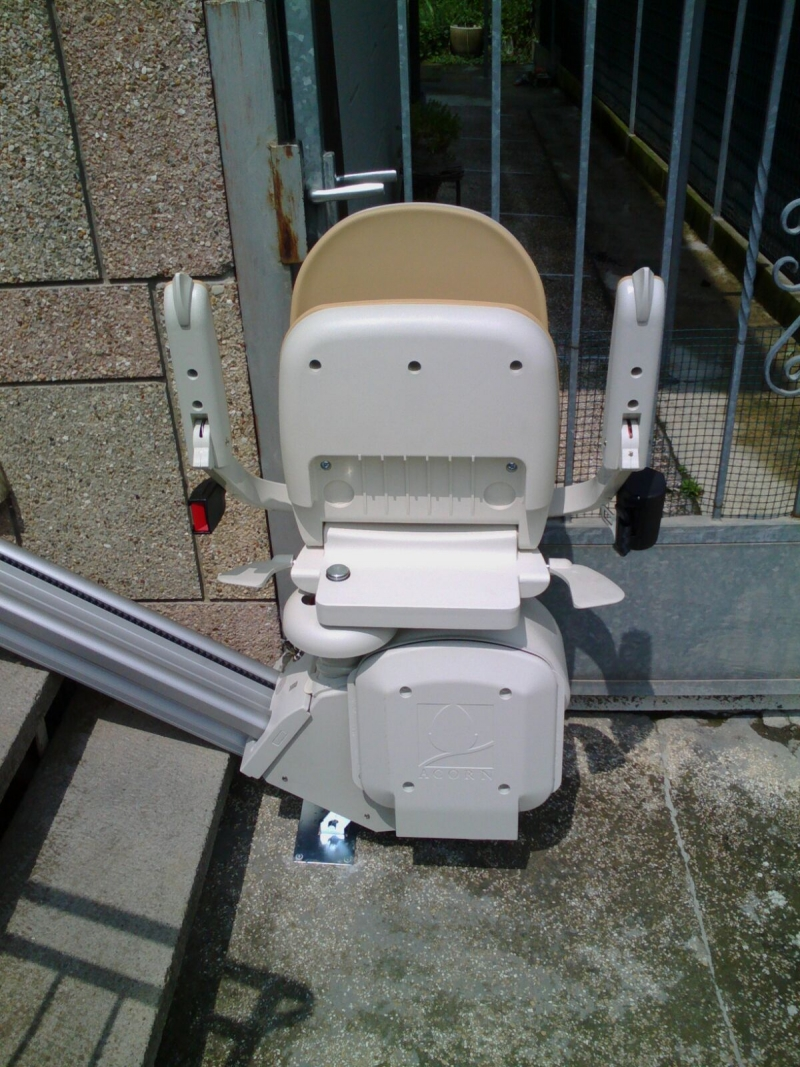 Foto di Montascale Per Disabili E Anziani Installato a Modena e Provincia