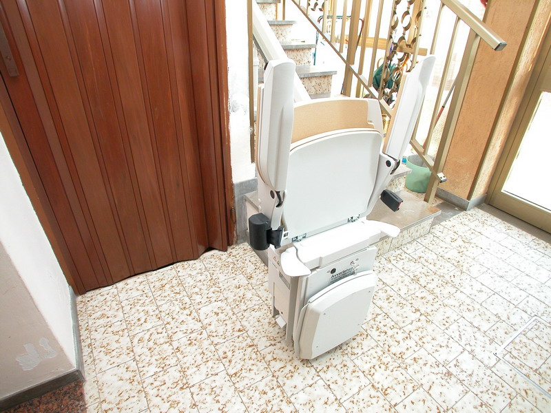 Montascale udine ud boccato ascensori for Boccato montascale