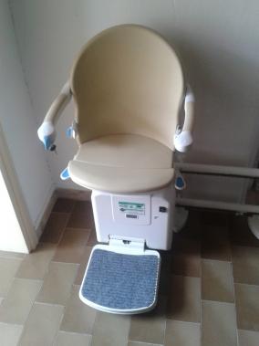 Installazione Montascale Minivator 2000 a Marano di Valpolicella (VR)
