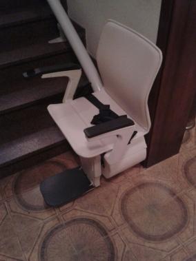 Macchina al parcheggio inferiore - Boccato ascensori srl