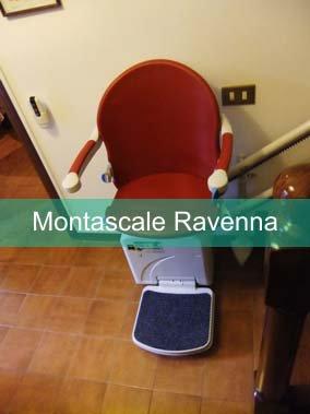 Installazione montascale ravenna for Boccato montascale