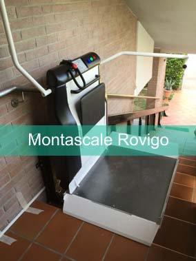 Installazione montascale rovigo for Boccato montascale