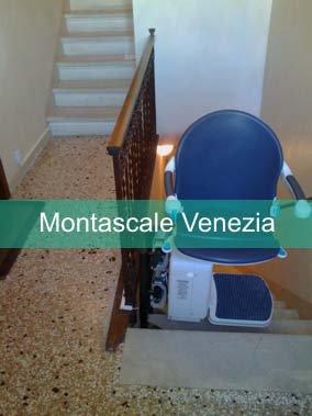 Installazione montascale venezia for Boccato montascale