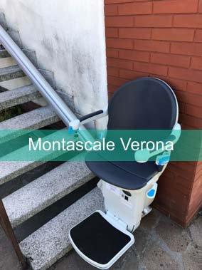 Installazione montascale verona for Boccato montascale