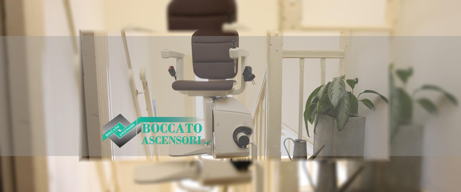 Montascale e ascensori per disabili e anziani boccato for Boccato montascale